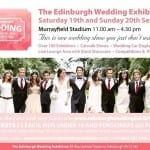 WIN tickets to the edinburghweddingexhibition weekend at Murrayfield Stadium Wehellip