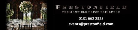 Prestonfield Best Scottish Weddings magazine venues Edinburgh
