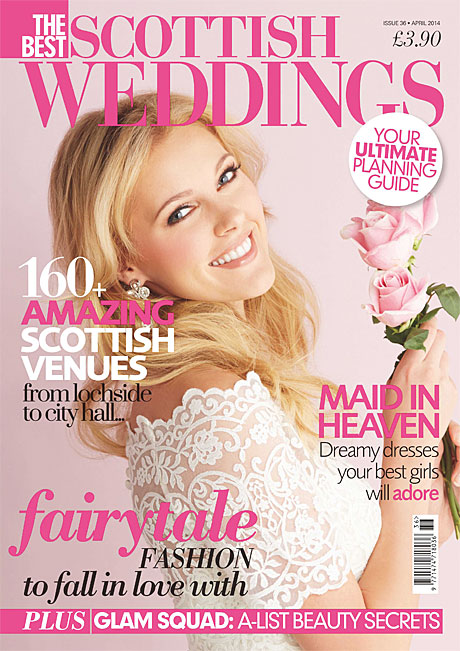 The Best Scottish Weddings, issue 36