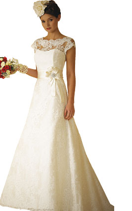 Nicola Anne gowns