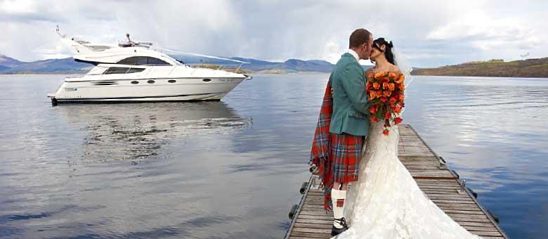 Cruising yacht Beau Jangles, Loch Lomond