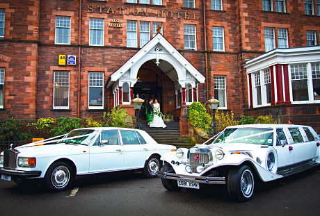 Excalibur Wedding Cars can supply you with everything you need for your big day transport, with a fleet that includes a classic Rolls-Royce