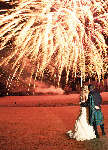 It's probably just as well 21cc Fireworks has recently opened a third premises, as the sparkling new firework effects it has lined up for 2013 are sure to be in demand for weddings