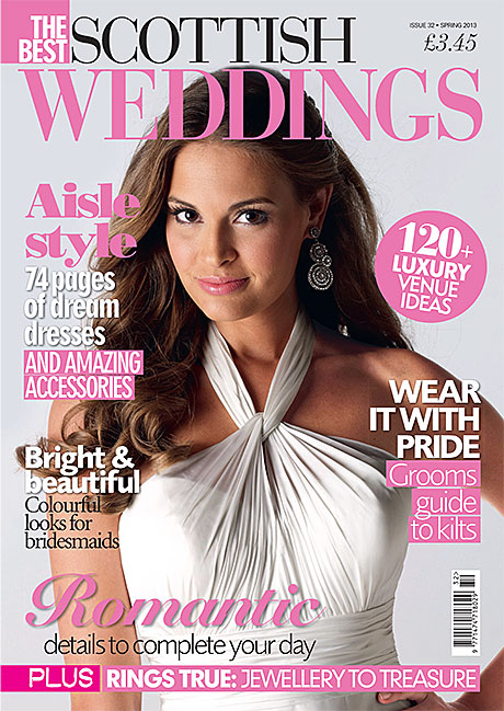 The Best Scottish Weddings magazine, issue 32