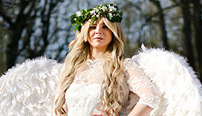 Glamour for a good cause – bridal fashion show for Children's Hospice Association Scotland