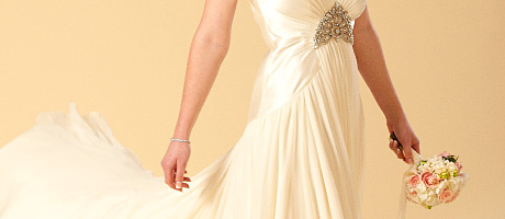 Go with the flow Best Scottish Weddings Flexible Dresses