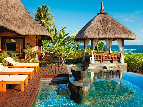 The idyllic island of Mauritius will provide a romantic backdrop to your first days together as newlyweds