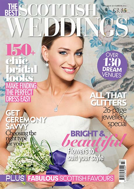 The Best Scottish Weddings issue 33