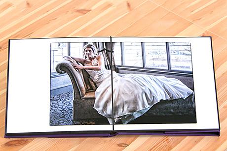 An MTA wedding album by PB Photography.