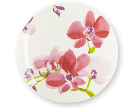 6. RJR John Rocha porcelain watercolour plate, was £20, reduced to £6, Debenhams www.debenhams.com