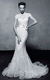 This show-stopping Lusan Mandongus gown is just one of over 100 styles available at Kavelle Couture