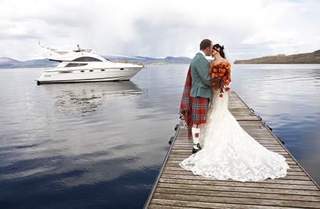 Loch Lomond Yacht