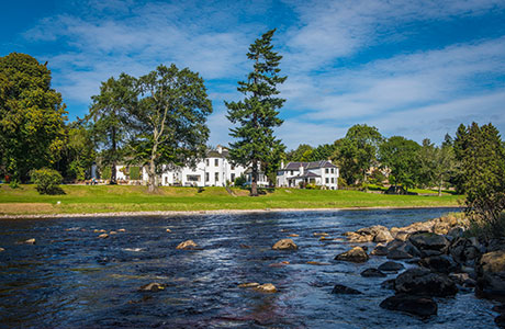 Banchory Lodge, wedding venue, Scotland,