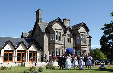 Strathblane Country House, venues,