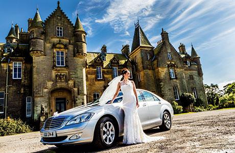Lochinch Castle, Castle Kennedy & Gardens,