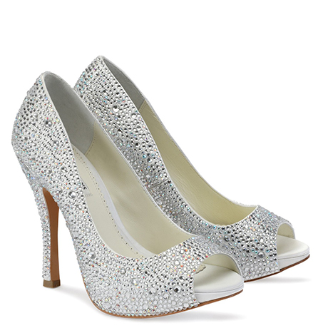 Charley shoes by Benjamin Adams, £299, Arabesque, www.arabesquedirect.co.uk
