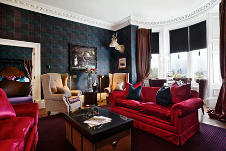 2_Cameron House - The Whisky Suite
