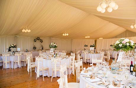 Not considered a marquee? Read this before booking your venue