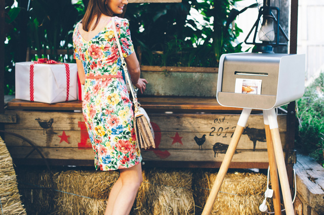 Make it snappy! Social Playground's neat little Live Instagram Printer can be set up in a discreet corner of the venue, automatically printing out any photos tagged with your wedding that guests upload to their social media pages.