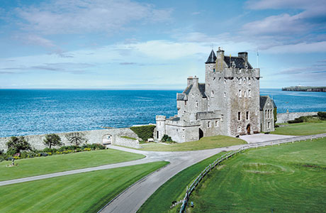 WIN! A wedding at Ackergill Tower courtesy of AmaZing Venues worth £20,000