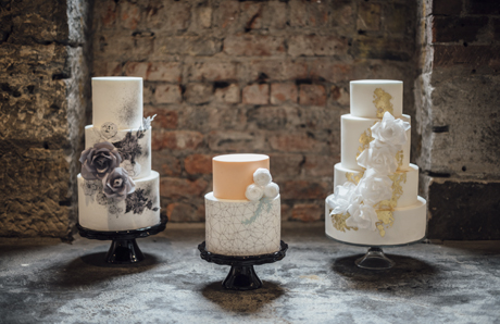 On-trend tiers: the Glasgow cakemaker that loves to break the mold