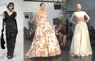Trend report: the gowns we love from the 2016 collections