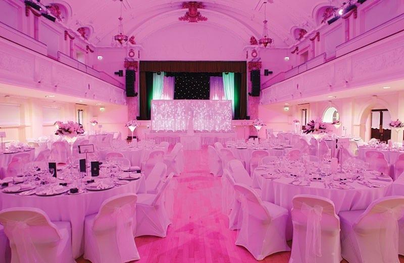 Let's go to town! Marvellous municipal wedding venues