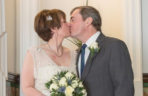 Professor & Mrs Richard Elliot