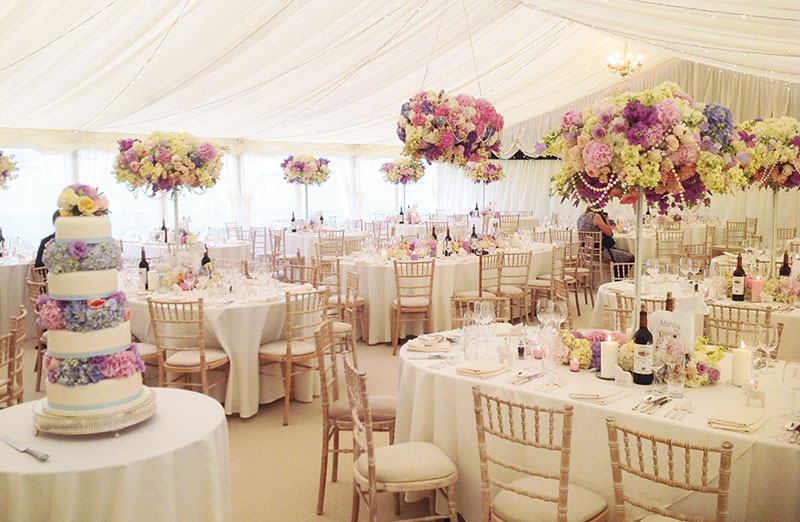 A beginners guide to styling a marquee from day to night
