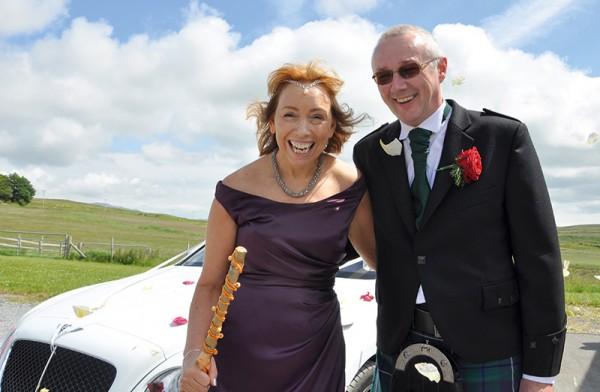 Valda Parnaby & Shaun Morton