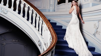 Ten steps to finding your dream wedding dress!