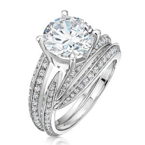 Iconic ring, from £9950, Laing Edinburgh