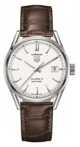TAG Heuer Calibre 5 watch, £1850, Laing Edinburgh