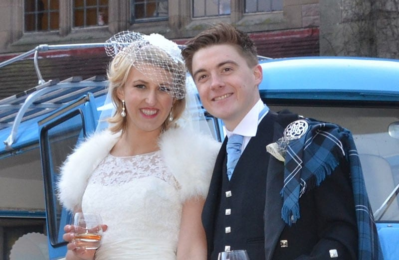 Stephanie Will & Grant Borg-Grech