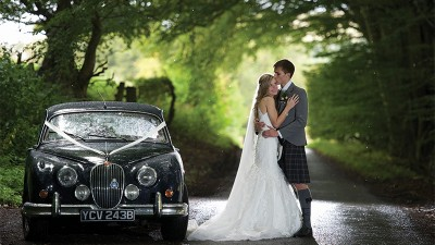 The wheel deal: have you sorted your wedding transport?
