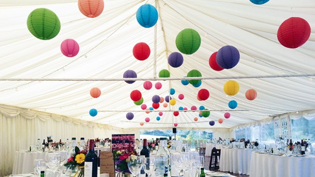The marquee, the secrets: expert advice for your big-top big day