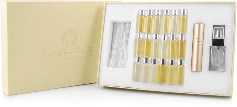 Design Your Own Fragrance - The Ultimate Collection