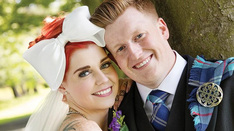 Jenifer Wylie & Scott Barr