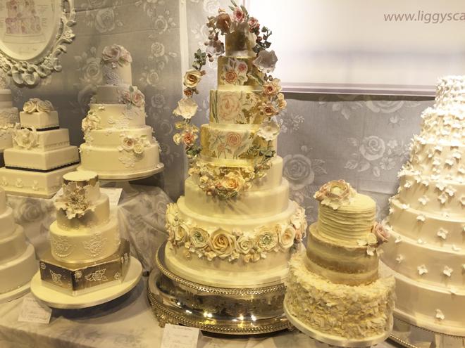 Liggy's Cake Company Wedding Cake