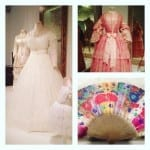 Bygone bridal inspo at Century of Style exhibition at kelvingroveartgallery
