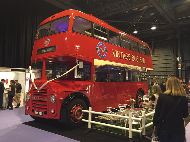 4. The Vintage Bus Bar