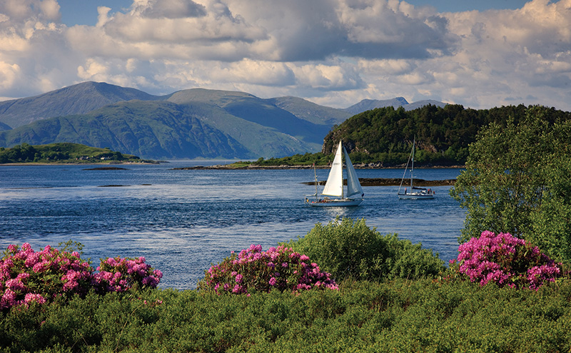 Isle of Eriska Hotel