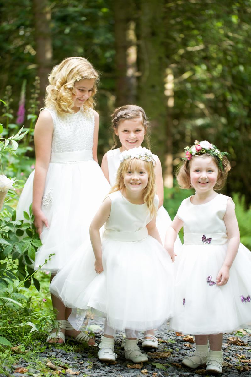 50ceb992955 New Scottish flower girl label launches