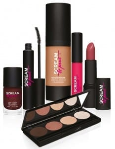 Spot bridal-friendly shades in the Scream & Pout makeup line