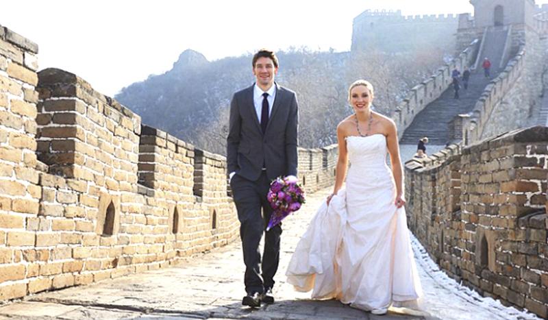 7. The Great Wall Of China, China