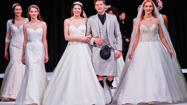 Win tickets to The Scottish Wedding Show