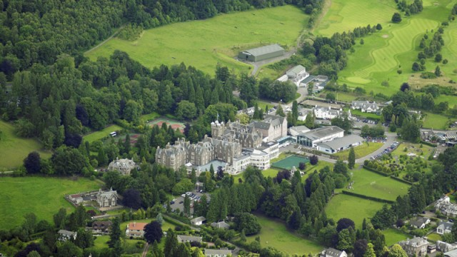 See for yourself: Crieff Hydro offers the perfect setting for your special day