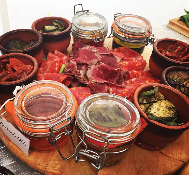 RELAXEDEATING_Saltire antipasti