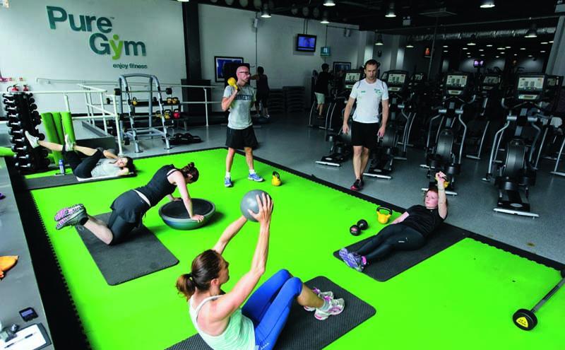 Pure Gym: Edinburgh City Centre