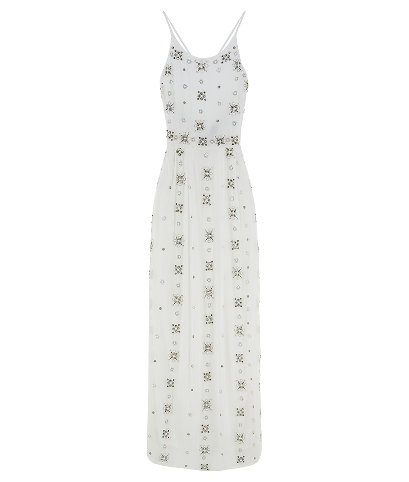 web_ASOS BRIDAL All Over Embellished Cami Maxi Dress ú150 7 March